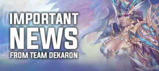 Dekaron Event Banner